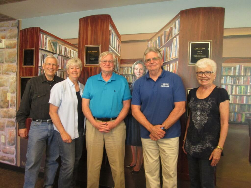 TPML Library board