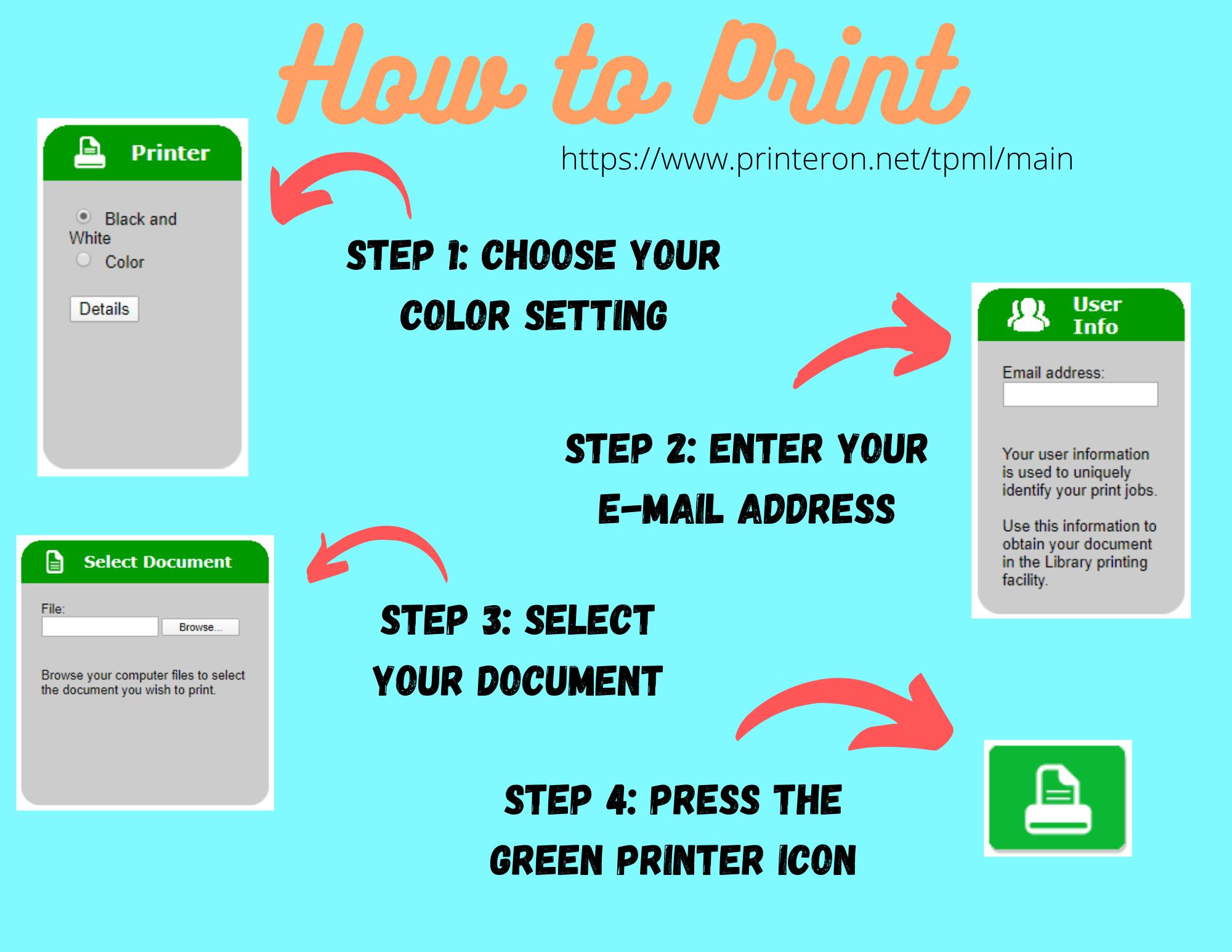 Wireless Printing